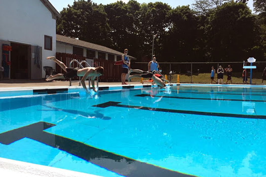 Syracuse Parks and Recreation Thornden Park Aquathon